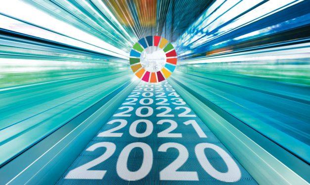 """Ulazak u """"Desetljeće akcije"""": Postavljanje Ciljeva održivog razvoja u središte razvojnih planova"""