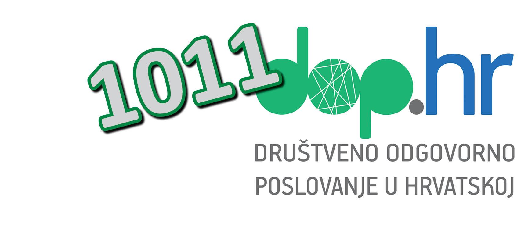 10. konferencija o DOP-u i 11. dodjela nagrade Indeks DOP-a Društveno odgovorno poslovanje u Hrvatskoj - Dop.hr
