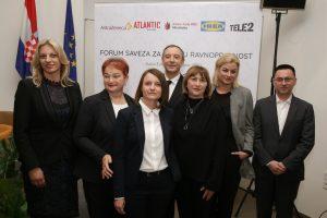 MEĐUNARODNI DAN ŽENA OBILJEŽEN FORUMOM SAVEZA ZA RODNU RAVNOPRAVNOST Društveno odgovorno poslovanje u Hrvatskoj - Dop.hr