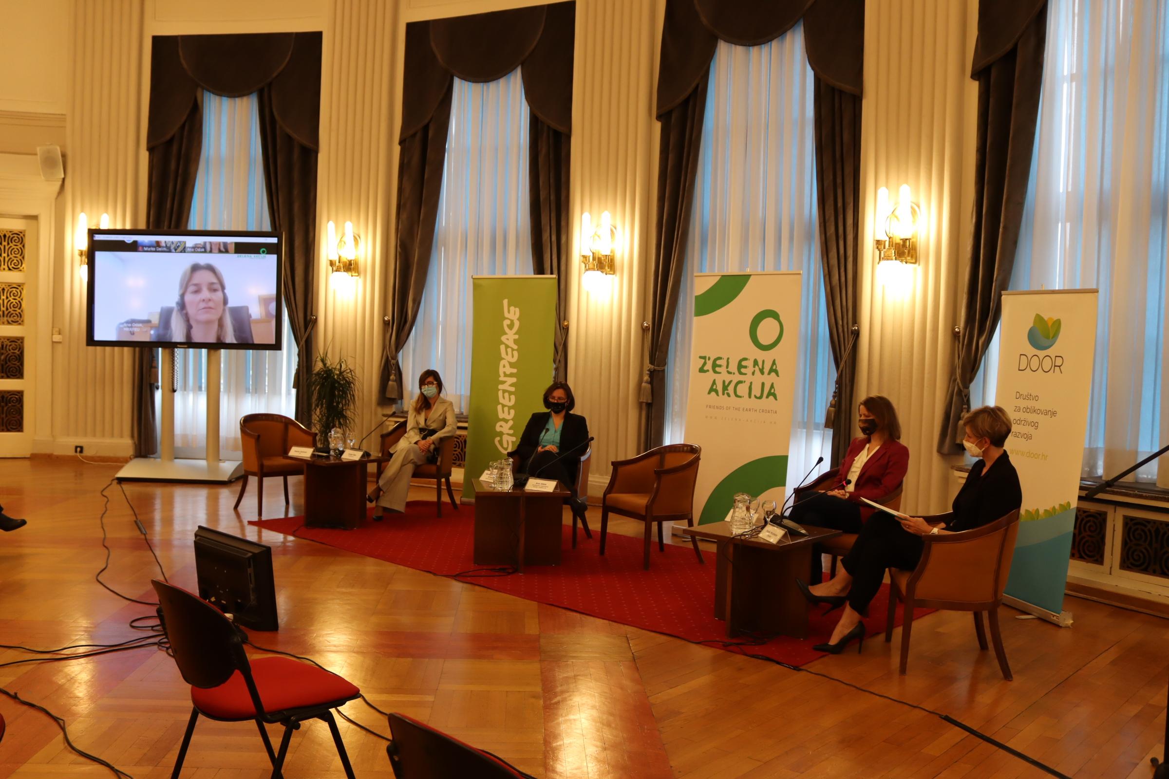 Vlada RH mora prioritizirati zeleni i pravedni oporavak Društveno odgovorno poslovanje u Hrvatskoj - Dop.hr