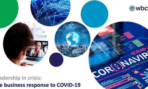 Vodstvo u krizi: odgovor poslovnog svijeta na COVID-19