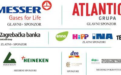 Sponzori 12. konferencije o DOP-u